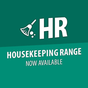 New HR Housekeeping Range now available