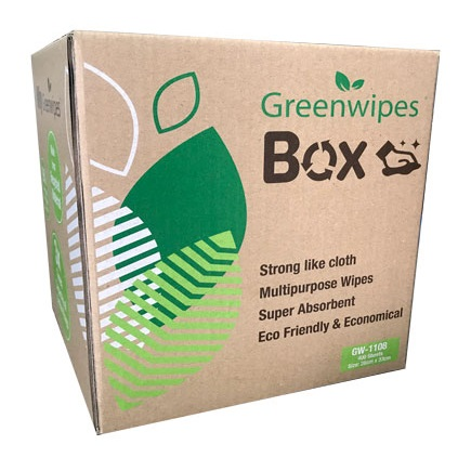 GW-1108 Greenwipes BOX - Multipurpose Industrial Wipes